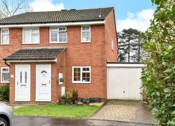 Thumbnail 2 bed semi-detached house for sale in Corbiere Close, Southampton