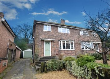 Thumbnail 3 bedroom semi-detached house for sale in Thorpe Hamlet, Norwich