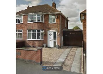 Thumbnail 3 bedroom semi-detached house to rent in Lynmouth Road, Leicester