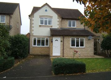 Thumbnail 4 bed detached house to rent in Haylea Road, Bishops Cleeve, Cheltenham