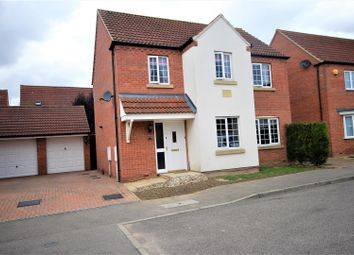 Thumbnail 3 bed detached house for sale in Nursery Way, Spalding