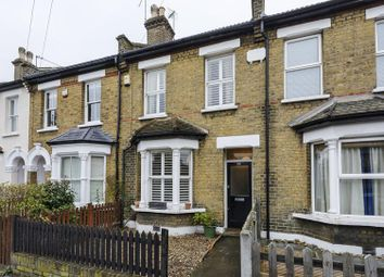 Thumbnail 3 bed terraced house for sale in Eden Road, Walthamstow, London
