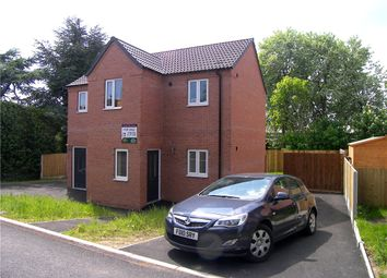 Thumbnail 1 bed flat to rent in Plot 2, Peach Street, Heanor