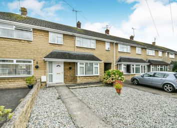 Thumbnail Terraced house for sale in Fosse Close, Swindon