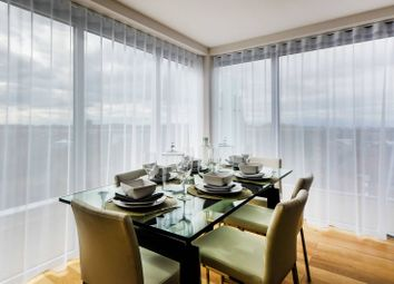 Thumbnail 3 bed flat for sale in Theatro Tower, Greenwich