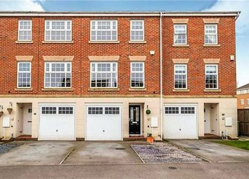 Thumbnail 3 bed town house for sale in Sulis Gardens, Worksop, Nottinghamshire