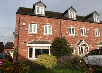 Thumbnail 4 bedroom end terrace house to rent in Belvoir Vale Grove, Bingham, Nottingham