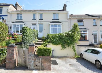4 bed terraced house for sale in Hill Park Road, Torquay TQ1