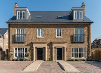 "Thumbnail 4 bedroom property for sale in ""The Redgrave"" at Portland Gardens, Marlow"