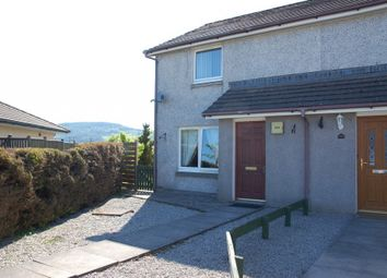 Thumbnail 2 bed semi-detached house for sale in 104 Urr Road, Dalbeattie