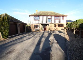 Thumbnail 4 bedroom detached house for sale in Adelaide Close, Soham, Ely