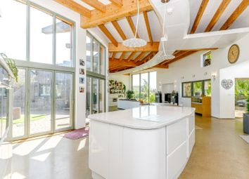 Thumbnail 5 bed detached house for sale in The Roundhouse, Northfield Barns Drive, Deanshanger.