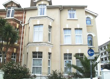 Thumbnail 1 bedroom flat to rent in Garfield Road, Paignton