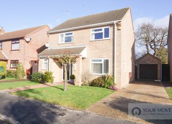 Thumbnail 4 bed detached house to rent in The Parklands, Carlton Colville, Lowestoft