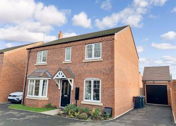 Thumbnail 4 bed detached house for sale in Weavers Way, Stockton, Southam
