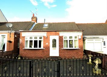 Thumbnail 1 bed terraced bungalow for sale in Hudson Avenue, Horden, Peterlee