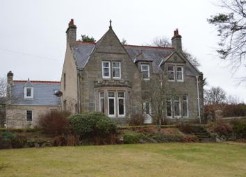 Thumbnail 5 bed detached house to rent in Inverisla House, Rothiemay, Huntly
