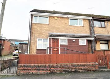 3 bed town house for sale in Kirk Street, Smallthorne, Stoke-On-Trent ST6