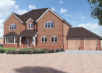Thumbnail 5 bedroom detached house for sale in Blenheim Gardens, Harwell