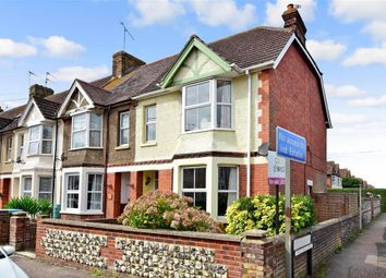 Thumbnail 4 bed end terrace house for sale in North Ham Road, Littlehampton, West Sussex