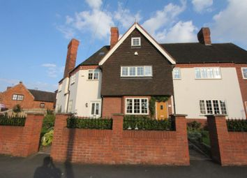 Thumbnail 3 bed town house for sale in Southfield Way, Market Bosworth, Nuneaton