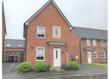 Thumbnail 3 bed detached house for sale in Holden Drive, Manchester