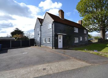 Thumbnail 4 bed detached house for sale in Wharf Road, Fobbing, Stanford-Le-Hope