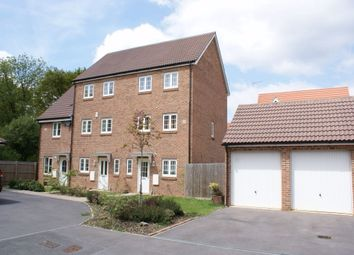 Thumbnail 3 bed terraced house to rent in Jersey Drive, Winnersh, Wokingham, Berkshire