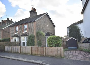 Thumbnail 2 bed semi-detached house to rent in Somerset Road, Meadvale, Redhill, Surrey