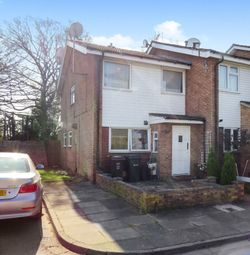 Thumbnail 3 bed end terrace house for sale in Drakes Drive, St.Albans