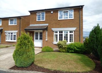 Thumbnail 3 bed detached house for sale in Newfield Park, Carlisle, Cumbria