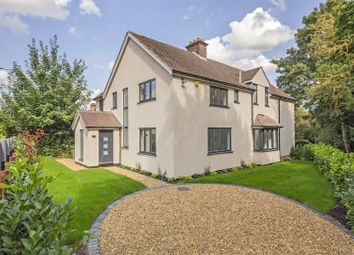 Thumbnail 5 bed detached house for sale in Cobden Hill, Radlett