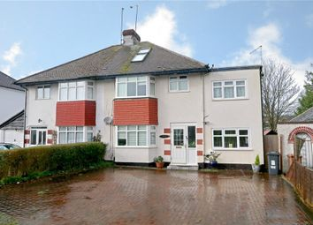 Thumbnail 5 bed semi-detached house for sale in Winchester Road, Basingstoke, Hampshire