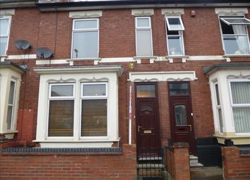 Thumbnail 4 bedroom terraced house for sale in Walbrook Road, New Normanton, Derby