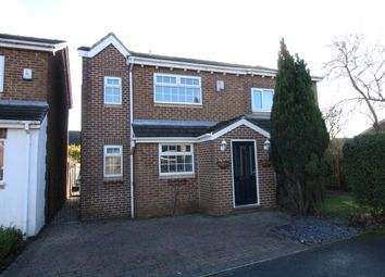Thumbnail 3 bed semi-detached house for sale in Foxglove Road, Birstall, Batley