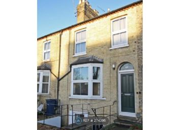 Thumbnail 4 bedroom terraced house to rent in Hills Road, Cambridge