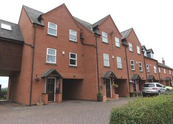 Thumbnail 4 bed terraced house for sale in Woods Mews, Main Street, Zouch, Loughborough