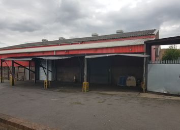 Thumbnail Warehouse to let in Commercial Square, Leicester