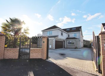 Thumbnail 4 bed detached house for sale in Barry Road, Oldland Common, Bristol