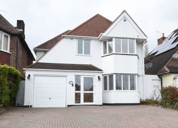 Thumbnail 4 bed detached house to rent in Eachelhurst Road, Sutton Coldfield