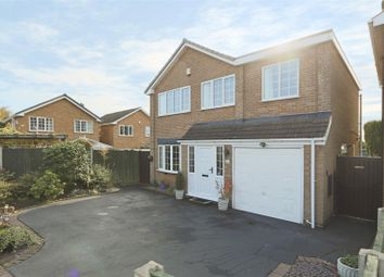 Thumbnail 3 bed detached house for sale in Angela Close, Arnold, Nottingham