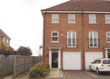 Thumbnail 3 bed town house to rent in Greyfriars Close, Heanor
