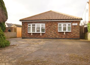 Thumbnail 2 bed bungalow for sale in Vicarage Road, Wrawby, Brigg