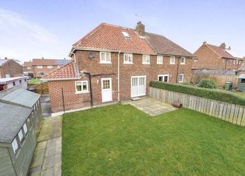 Thumbnail 3 bed semi-detached house for sale in Bullamoor Road, Northallerton