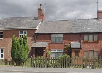 Thumbnail 2 bed terraced house for sale in 3, Babbinswood, Whittington, Oswestry, Shropshire