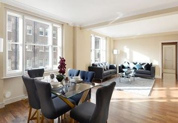Thumbnail 3 bed property to rent in Hill Street, London