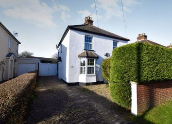 Thumbnail 2 bed semi-detached house for sale in Amersham Road, High Wycombe