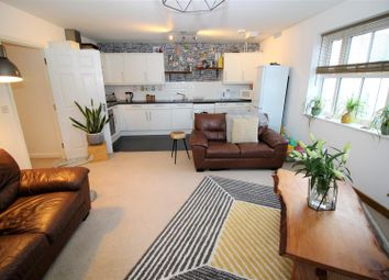 Thumbnail 2 bed flat for sale in Truscott Avenue, Redhouse, Swindon