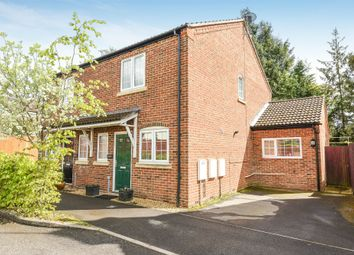 Thumbnail 2 bed semi-detached house for sale in Northfields, Twyford, Winchester, Hampshire