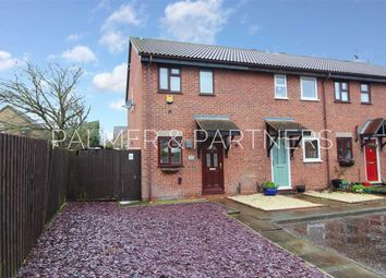 Thumbnail 2 bed end terrace house for sale in Enville Way, Highwoods, Colchester